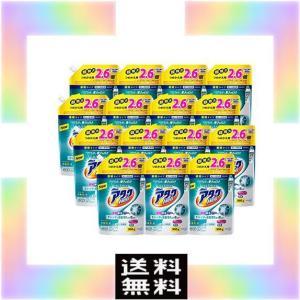 ケース販売 ウルトラアタックNeo 洗濯洗剤 濃縮液体 詰替用 大容量 950g 2.6倍分×15個