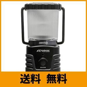 GENTOS(ジェントス) LED ランタン 【明るさ360ルーメン/実用点灯27-78時間/防滴】...