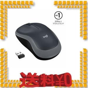 ロジクール ワイヤレスマウス 無線 マウス M185SG 小型 電池寿命最大12ケ月 M185 スイ...