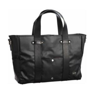 コクホー 日本製 デリバー ハードトートバッグ 黒 帆布樹脂、牛革 dr-033|ms-style-shop