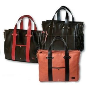 コクホー デリバー Wファスナー スリールームバッグ 3色(黒/黒、黒/赤、黒/橙) 日本製 バッグ 牛革・帆布 送料無料 DR-034|ms-style-shop