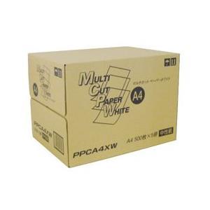 トッパン マルチカットペーパーホワイト A4 2500枚(500枚×5冊/箱) 高白色 コピー用紙|ms-style-shop