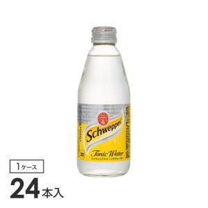 シュウェップス トニックウォーター 250mlOWB 24本入り×1箱 コカ・コーラ社製品