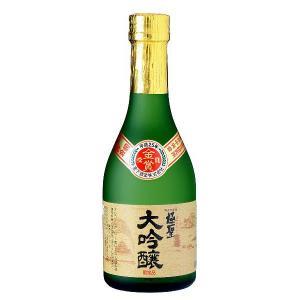 極聖 大吟醸山田錦 300ml 【日本酒/岡山県/宮下酒造】