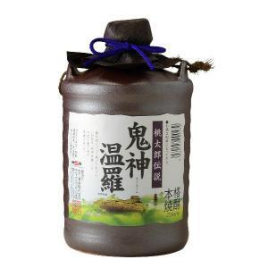 本格米焼酎 鬼神温羅 720ml 【焼酎/岡山県/宮下酒造】