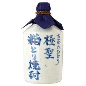 極聖 粕とり焼酎 720ml 【焼酎/岡山県/宮下酒造】