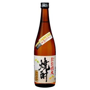 本格焼酎 おお岡大 720ml 【焼酎/岡山県/宮下酒造】