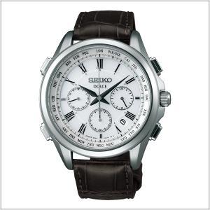 セイコー ドルチェ SEIKO DOLCE 電波 ソーラー 電波時計 腕時計 メンズ ペアウォッチ フライトエキスパート クロノグラフ SADA039【お取り寄せ商品】|msg