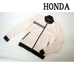 HONDAウェアーS53ジャケット防風フィルム3層構造ジップアップライトジャケット0SYEX-S53-C3L(袖丈62cm肩巾54cmバスト122cm)|mshscw4