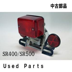 バイクオートバイ中古部品 SR400 SR500  テールライトセット 3X4-84710-00 2H6 1JR RH01J 2J2 1JN ヤマハ|mshscw4