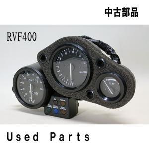 バイクオートバイ中古部品 RVF400 NC35  メーターASSY 37100-MR8-911 ホンダ HONDA|mshscw4