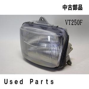 バイクオートバイ中古部品 VT250F  MC15 ヘッドライトASSY 33100-KV0-003  ホンダ HONDA|mshscw4