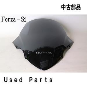 バイク オートバイ 中古部品 FORZA-Si MF12 純正メーターバイザー 67100-K10-900ZA ホンダ HONDA|mshscw4