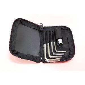 スノースクートSNOWSCOOTの携帯用ツールセット&パスケース|mshscw4