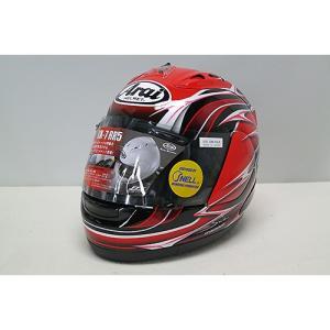 AraiフルフェイスヘルメットRX-7RR5 ランディ Sサイズ|mshscw4
