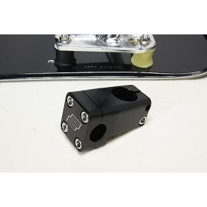 スノースクートSNOWSCOOTパーツ ハンドルステム38mmオフセット|mshscw4