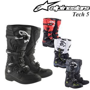 Alpinestars アルパインスターズ Tech 5 テック5 オフロード ブーツ|msi1