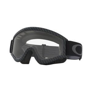 Oakley オークリー L Frame Lフレーム MX ゴーグル 眼鏡対応 カーボンファイバー クリアレンズ 01-230|msi1