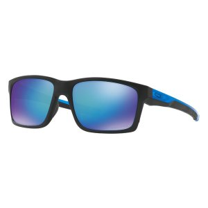 3a0f86ffb2 Oakley オークリー サングラス Mainlink メインリンク OO9264-2557  Matte Black Sapphire Prizm  Sapphire Polarized