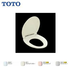 品番: TC291 (大型) 品番: TC290 (標準) /TOTO :普通便座 スタンダードタイプ|msi