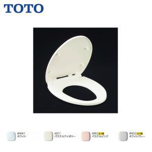品番: TC301 (大型) 品番: TC300 (標準)/TOTO:普通便座(ソフト閉止付)|msi