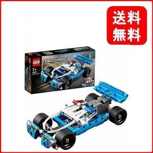 レゴ(LEGO) テクニック 追跡パトロールカー 42091 知育玩具 ブロック おもちゃ 男の子 車|msjnet