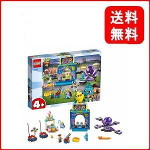 レゴ(LEGO) トイストーリー4 バズ&ウッディのカーニバルマニア 10770 ディズニー ブロック おもちゃ 女の子 男の子|msjnet