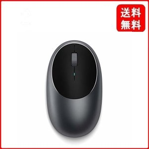 Satechi アルミニウム M1 Bluetooth ワイヤレス マウス Type-C充電ポート付...