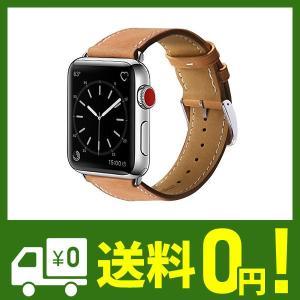 BRG コンパチブル apple watch バンド,本革 ビジネススタイル アップルウォッチバンド アップルウォッチ4 apple watch se|msjnet
