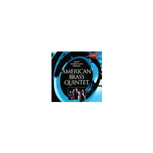 New American Brass | アメリカン・ブラス・クインテット  ( CD )