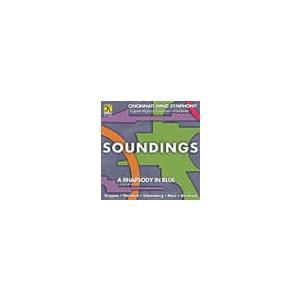 Soundings | シンシナティ・ウインド・シンフォニー  ( 吹奏楽 | CD )|msjp