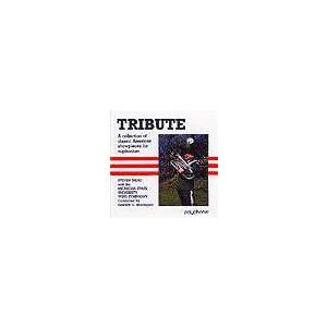 Tribute | スティーヴン・ミード+ミシガン大学ウインド・シンフォニー  ( CD )|msjp