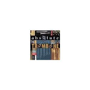 Absolute Trombone   Michael Davis  ( CD ) msjp