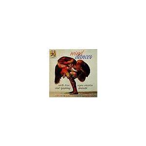 ウインド・ダンス | ノース・テキサス・ウインド・シンフォニー  ( 吹奏楽 | CD )|msjp