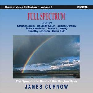フル・スペクトラム | ベルギー海軍バンド  ( 吹奏楽 | CD )|msjp