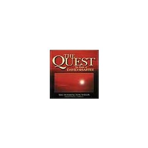 The Quest: The Music of David Shaffer | ワシントン・ウインズ  ( 吹奏楽 | CD )|msjp