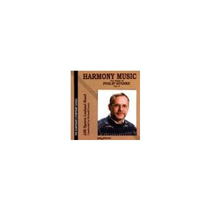 HARMONY MUSIC: The Music of Philip Sparke Volume 2 | JJB Sports Leyland Band  ( CD )|msjp