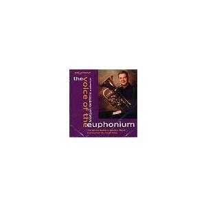 The Voice Of The Euphonium | ヨークシャービルディングソサエティバンド  ( CD )|msjp