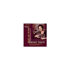 The Voice of the Tenor Horn | Sheona White (Tenor Horn), Yorkshire Bulding Society Band  ( CD )|msjp