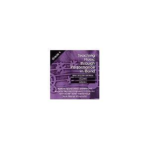 バンドの演奏を通じた音楽指導 Vol. 1:グレード 4 | ノース・テキサス・ウインド・シンフォニー、他  (3枚組)  ( 吹奏楽 | CD )|msjp