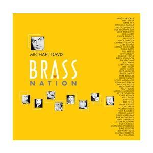 Brass Nation   Michael Davis, etal  ( CD ) msjp
