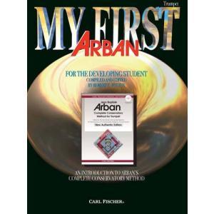 最初のアーバン:トランペット   edited by Robert Foster (トランペット   メソッド・教則本) msjp