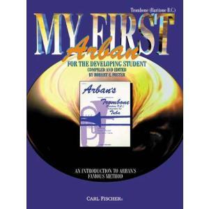 最初のアーバン:トロンボーン   edited by Robert Foster (トロンボーン   メソッド・教則本) msjp