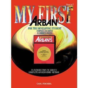 最初のアーバン:ホルン   edited by Robert Foster (ホルン   メソッド・教則本) msjp
