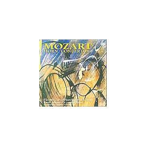 Mozart Horn Concertos  | ブニョール・ラ・アルティスティカ交響吹奏楽団  ( 吹奏楽 | CD )|msjp