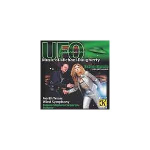 UFO:マイケル・ドアティ作品集 | ノース・テキサス・ウインド・シンフォニー  ( 吹奏楽 | CD )|msjp