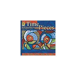 タイム・ピーセズ | ノース・テキサス・ウインド・シンフォニー  ( 吹奏楽 | CD )|msjp