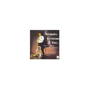 [取寄] Serenades, Variations and More | Haemhouts, Ben (Trombone) + Brassband St. Cecilia Hombeek  ( CD )|msjp