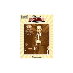 取寄 | The Paul Desmond Collection | ポール・デスモンド (アルト・サクソフォン | トランスクリプション)|msjp