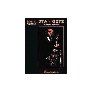 取寄 | Stan Getz - Bb Tenor Saxophone | スタン・ゲッツ (テナー・サクソフォン | トランスクリプション)|msjp